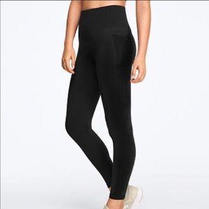 PINK Victoria's Secret Pants - Victoria's Secret pink cool & comfy pocket tights